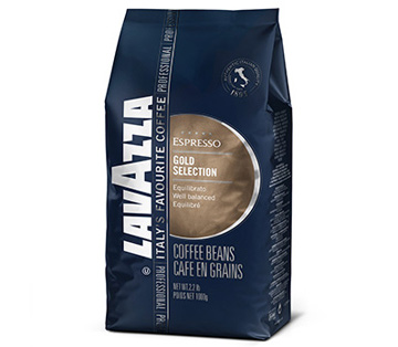Lavazza Gold Selection 1 kg zrnková káva