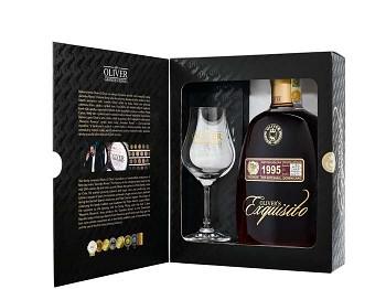 Exquisito 1995 - Dárkové balení se skleničkou