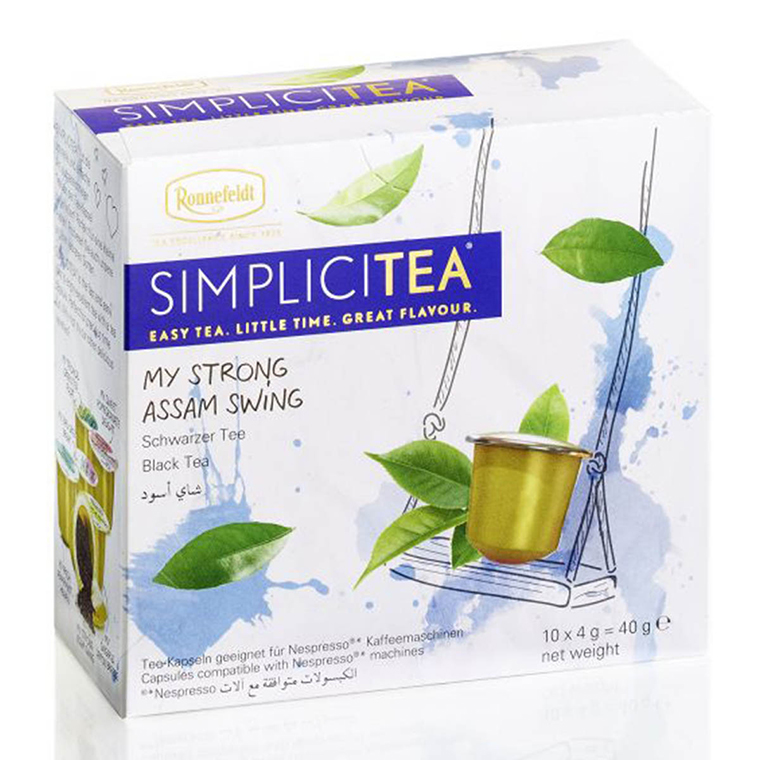 SIMPLICITEA My Strong Assam Swing