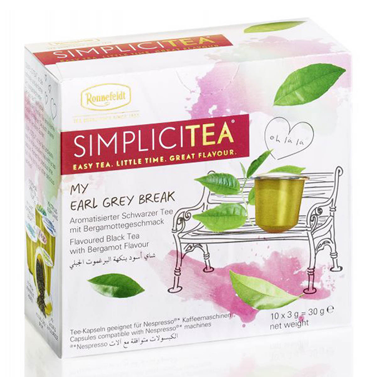 SIMPLICITEA My Earl Grey Break