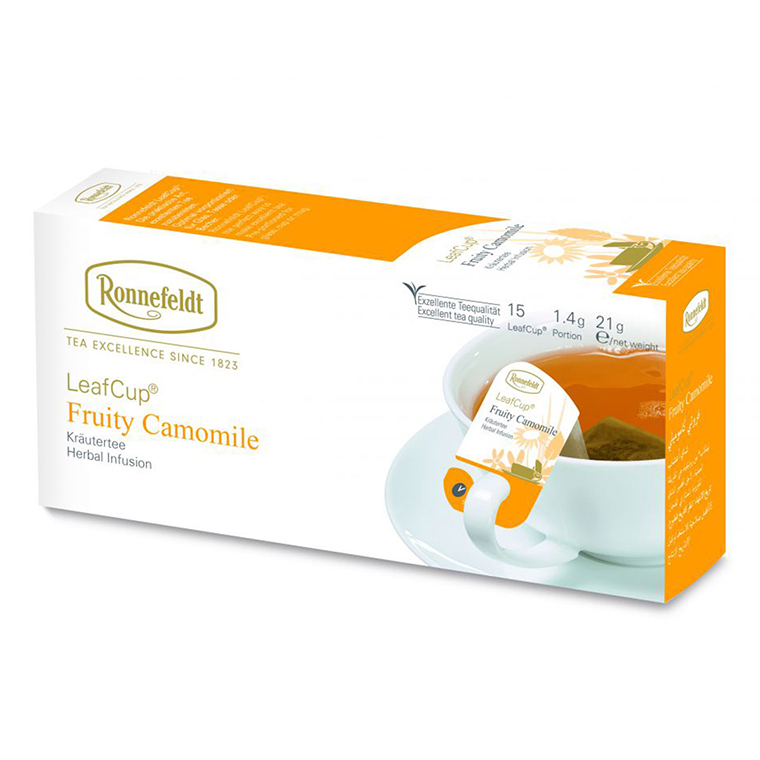 LeafCup Sweet Camomile (Fruity Camomile)