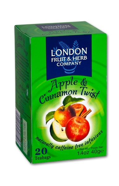 LONDON Apple cinnamon twist