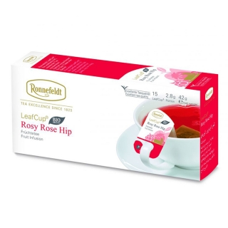 LeafCup Rosy RoseHip BIO