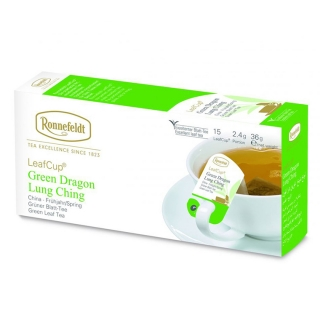 LeafCup Green Dragon (Classic Green Tea)