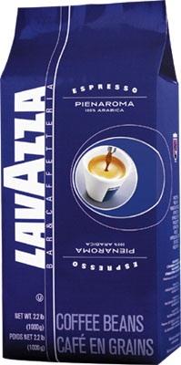 Lavazza Pienaroma 1 kg zrnková káva zrnková káva