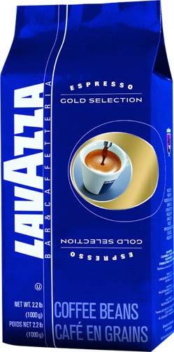 Lavazza Gold Selection 1 kg zrnková káva
