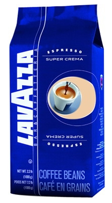 Lavazza Super Crema 1 kg zrnková káva
