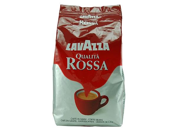 Lavazza Qualita Rossa 1kg zrnková káva