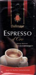 Dallmayr Espresso dOro 1kg zrnková káva