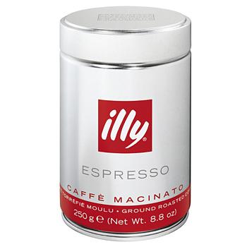 illy Mletá káva 250 g