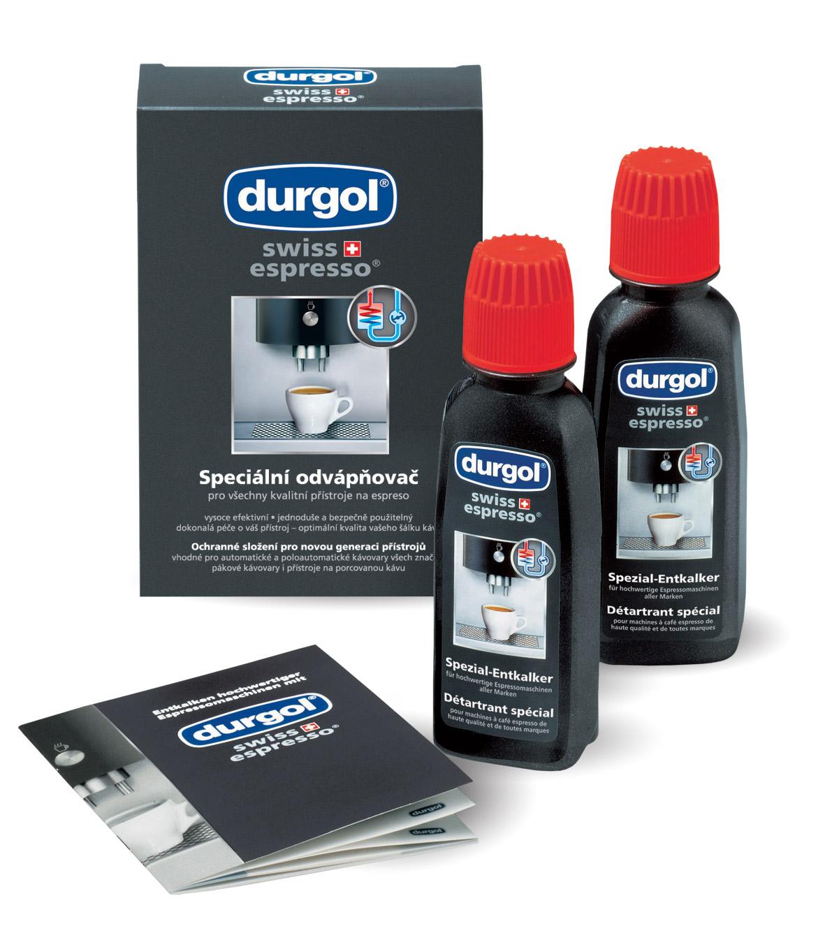 Durgol - speciální odvápňovač