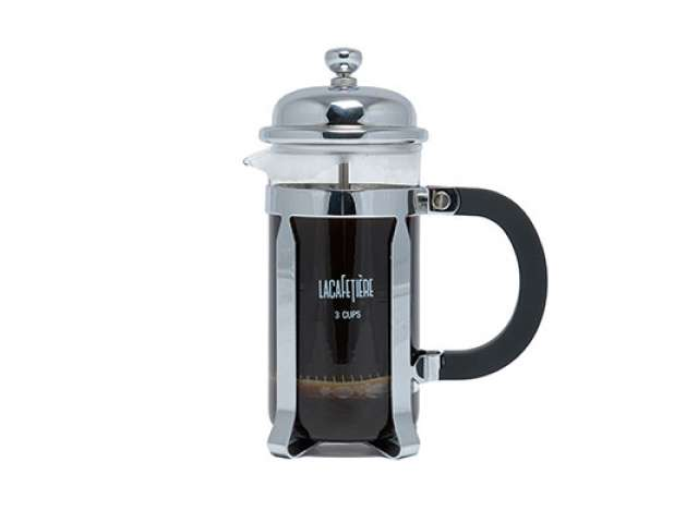 French press La Cafetiere Classic Chrome 0,35 l