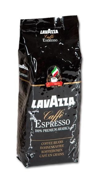 Lavazza Caffé Espresso 250g zrnková káva