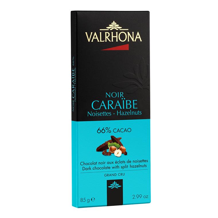 VALRHONA CARAIBE Hazelnuts