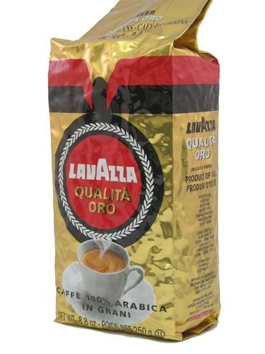 Lavazza Qualita Oro - zrnková káva 250 g